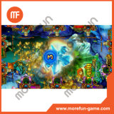 Máquina de juego del cazador de los pescados de Arcaken del rey 3 monstruo del océano
