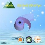 Papel colorido de contrachapado múltiple de la NCR de la copia de la buena calidad de la venta directa de la fábrica de Dongguan