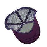 Sombrero del camionero del Snapback del casquillo del camionero de la espuma del panel de la aduana 5 con bordado