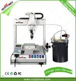Nuevo diseño de la fábrica con la máquina de rellenar conveniente del petróleo de cáñamo de Cbd del precio
