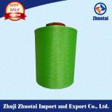 Elastico filato di nylon 70d/24f/2 di DTY tinto alto stimolante per il lavoro a maglia circolare o i calzini