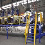 加水分解された羽食事のプロセス用機器