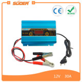 Suoer自動デジタル30A 12V Pmwの充電器(DC-1230)
