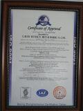 ISO 2のステップ鋼鉄梯子