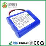 Блок батарей Li-иона батареи 11.1V он-лайн покупкы перезаряжаемые