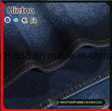Hotsale Cotton Poly Spandex Jeans Vestuário Tecido Denim