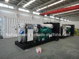 conjunto de generador diesel de 130kva Cummins con el pabellón