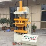 LEHM-Block-Formteil-Maschine Ghana der Hydrobildung-Qt1-10 automatische blockieren