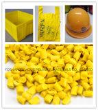 Fabrikant Masterbatch van de Kleur van China de Gele Plastic