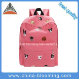 Canvas Embroidered Lovely Children School Bags Kids Mochilas para meninas saco