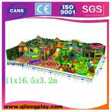 Innenspielplatz-Typ und Plastikspielplatz