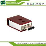 Palillo 3.0/Tipo-c mecanismo impulsor 16GB del USB de la pluma