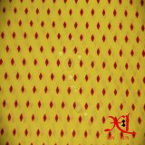 100% nailon flocado tejido impermeable ligero para chaqueta deportiva / cortavientos ligero