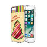 Impresión de encargo del OEM de la cubierta de TPU para el iPhone pintado 7 Plus