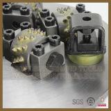Карбид вольфрама Yg10-12 диаманта Bush Hammerring для каменной поверхностной ручки