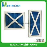 Heißes Verkaufs-blaues Panel gefalteter Luftfilter