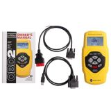 Varredor diagnóstico original T79 de Leagend Quicklynks Highen Obdii auto (amarelo/multilingue/actualizável)