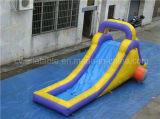Corrediça de água inflável do quintal do mini tamanho para vendas