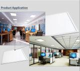 中断または隠されたか、または取付けられた60W SMD2835 LEDの照明灯595mm*595mm