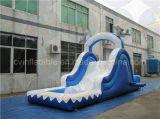 安く膨脹可能な裏庭のスライド、子供のための水スライド