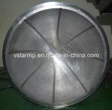 Большая часть CNC круглой формы высокой точности OEM размера подвергая механической обработке