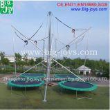 Parco di divertimenti 4 in 1 trampolino dell'ammortizzatore ausiliario da vendere (BJ-BU02)