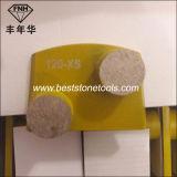 Колесо диаманта CD-43 Superhard меля полируя для каменного конкретного Terrazzo