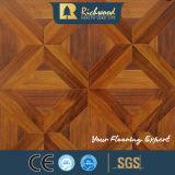 étage en bois en stratifié résistant gravé en relief par HDF de l'eau de chêne de 8.3mm