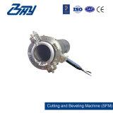 압축 공기를 넣은 모터 (SFM0206P)를 가진 쪼개지는 프레임, 절단 및 경사지는 기계