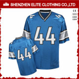 중국 도매 싼 주문 성숙한 젊음 미식 축구 셔츠 (ELTAFJ-72)