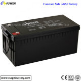 12V 200ah tiefe Batterie Schleife-Reichweite AGM-VRLA