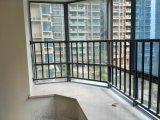 Railing балкона квартиры алюминиевый