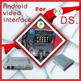 Androide GPS-Navigationsanlage-videoschnittstelle für Ds6 Mrn Smeg+