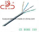 Cat5e Cable/Cm/Cmr /Computer 케이블 또는 데이터 케이블 또는 커뮤니케이션 케이블 또는 오디오 케이블