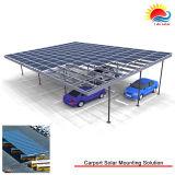 Installation solaire de parking de précision (GD887)