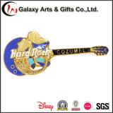 Pin da guitarra dos peixes da beleza do esmalte do Hard Rock Cafe Austrália