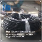 Cabo distribuidor de corrente flexível de cobre no subsolo isolado de cabo elétrico de cabo elétrico