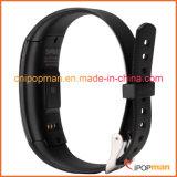セリウムのRoHSのスマートなブレスレット、Cicretのブレスレットのスマートな腕時計の電話