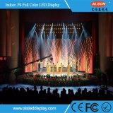 옥외 P3.91는 LED 단말 표시 위원회를 광고하는 SMD를 방수 처리한다