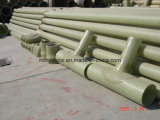 Fibra de vidro / cotovelo composto - FRP Fittings Dn10 - Dn1000mm