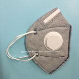 Respirador disponible del polvo de Ffp2 N95 con la válvula activa del carbón
