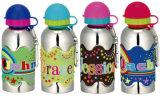 400ml-750ml цветастое S/S резвится бутылка воды Dn-204