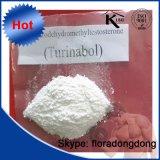 Orales aufbauende Steroid-Hormon Chlorodehydromethyltestosterone orales Turinabol für Bodybuilder (2446-23-3)