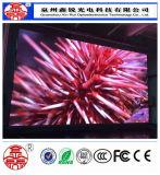 Gute Qualität, die P4 farbenreiche LED Bildschirm-Innenbildschirmanzeige für das Bekanntmachen druckgießt