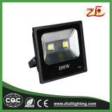 IP66統合設計200W LED屋外のフラッドライト