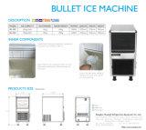 Nieuwe Exclusieve het Maken van het Ijs van de Kogel Machine met Etl- Certificaat