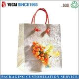 Violet Ladies sacs en papier pour le Commerce