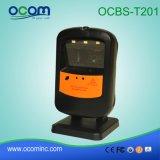 2.o explorador visible del código de barras del USB Ocbs-T201 para la caja registradora