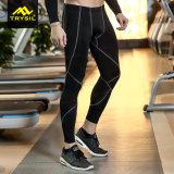 Pantaloni di Legging degli uomini per l'esercitazione di ginnastica