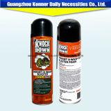 Tueur répulsif 400ml de jet d'insecticide de ménage de moustique pertinent de jet